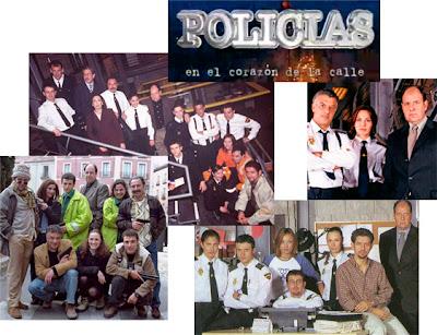 Imágenes de la serie de Antena 3 'Policías, en el corazón de la calle'