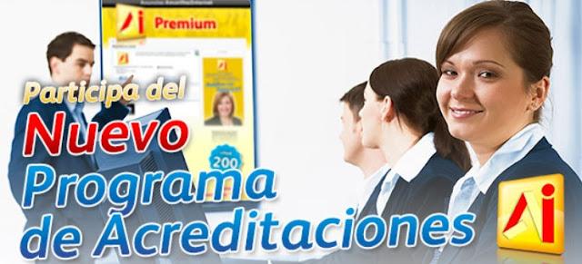 AmarillasInternet te ofrece la oportunidad de acreditarte como vendedor