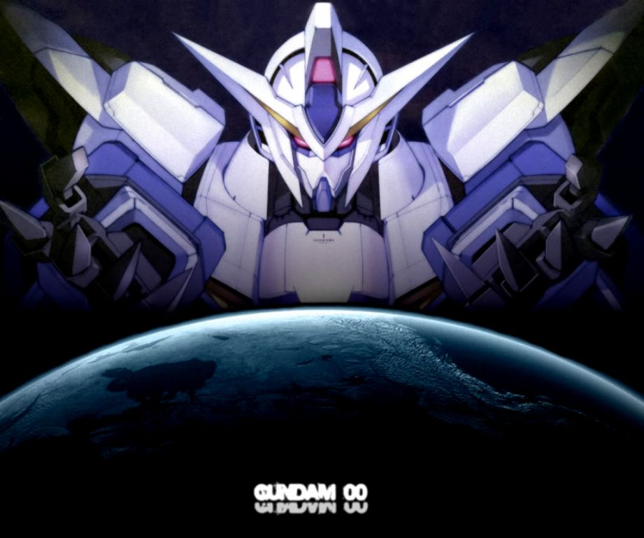 Gundam Iphone Wallpaper: Gundam 00 Iphone Wallpaper