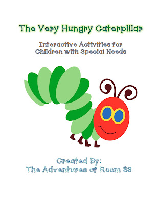 The very hungry caterpillar activities the autism adventures of