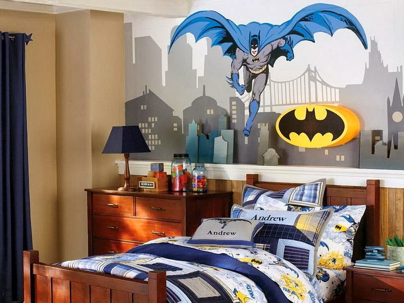 Kids bedroom ideas selecting lighting flooring furniture and theme bedroom and bathroom ideas - Boys room decor ...