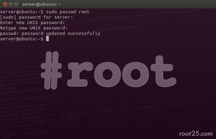 how to become root user in linux