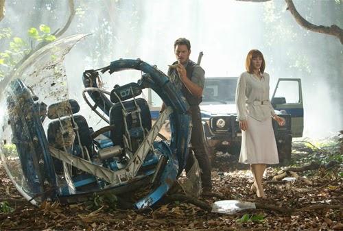 """Khủng Long sẽ đổ bộ toàn cầu trong """"Jurassic World"""""""