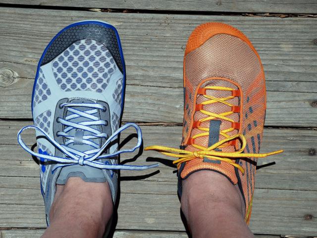 Barefoot Inclined Minimalist Showdown Merrell Vapor