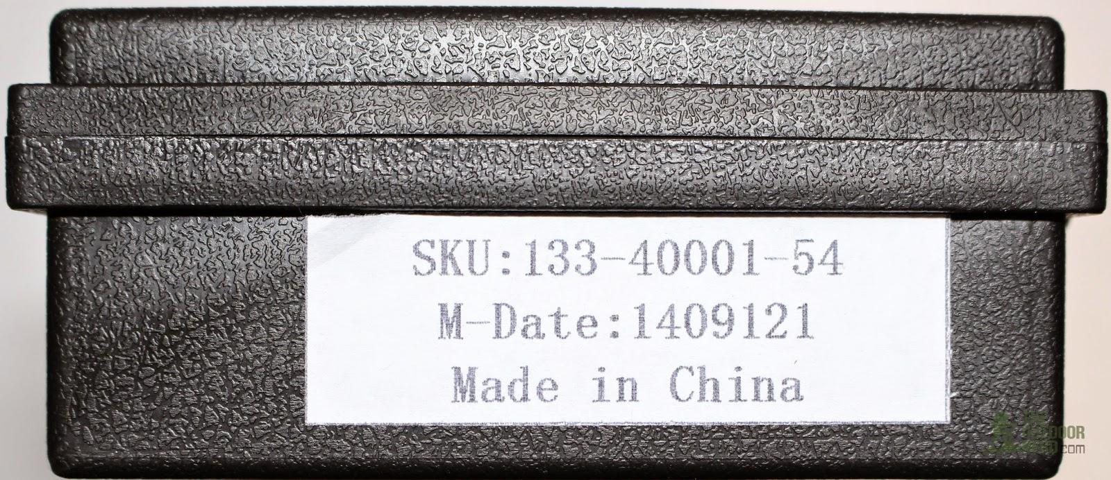 OxyLED MD50 Flashlight Kit - In Box 3