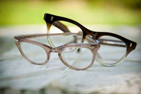 novias usando lentes