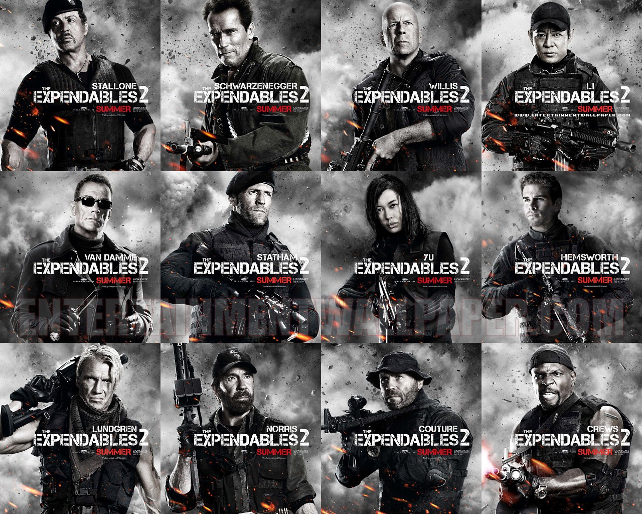 Download The Expendables 3 Full Movie HD