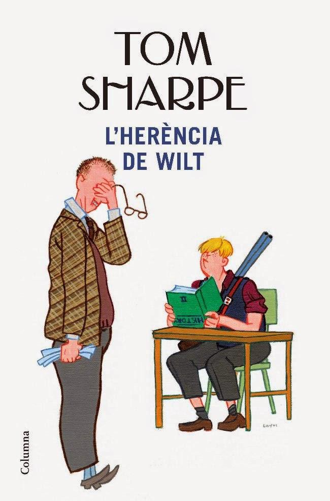 L'últim llibre publicat de ...Tom Sharpe