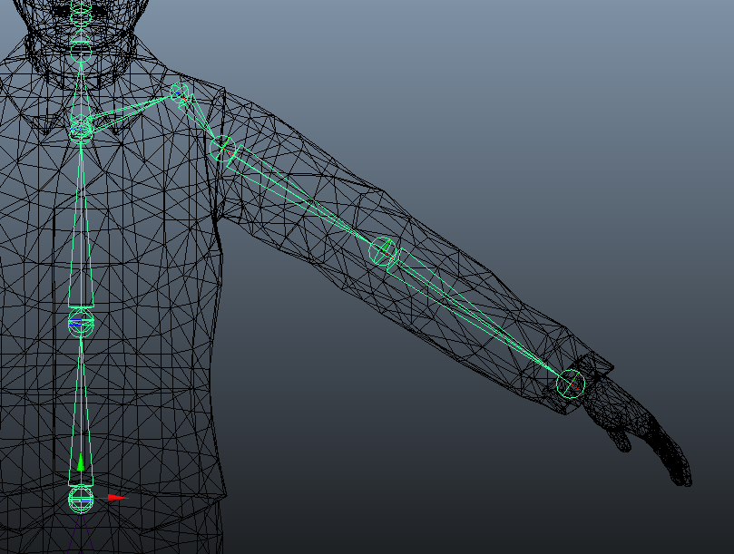 Character Rigging Creating The Arms Industry Exercises