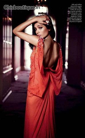 Freida Pinto is the covergirl of Grazia India (October 2011)