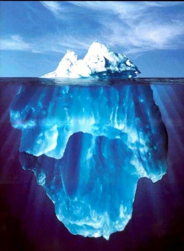 The Beholders Series: The Iceberg Effect