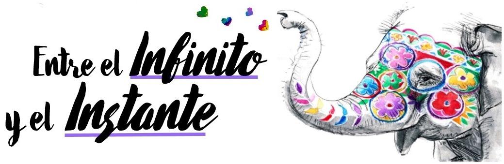 Entre el infinito y el instante: Reseñando magia literaria