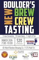 New Brew Crew Tasting