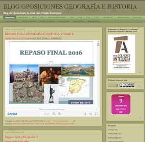 BLOG DE OPOSICIONES DE HISTORIA