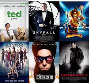Retrospectiva do Cinema 2012!!! 2012, mais uma vez os heróis dos quadrinhos .