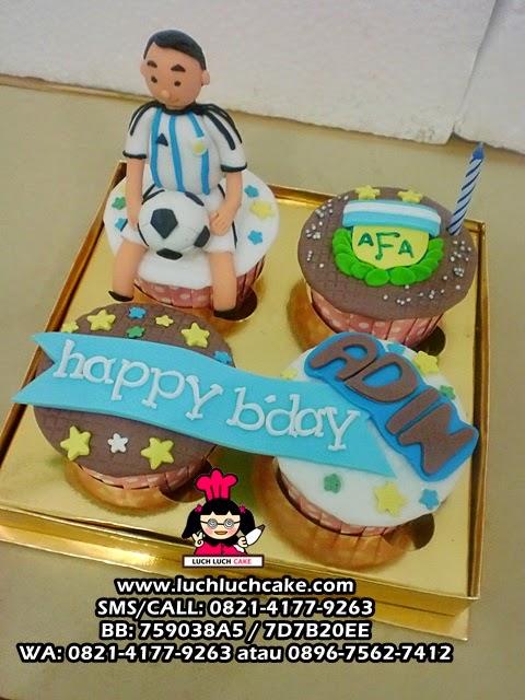 Cupcake Klub Argerntina Daerah Surabaya - Sidoarjo