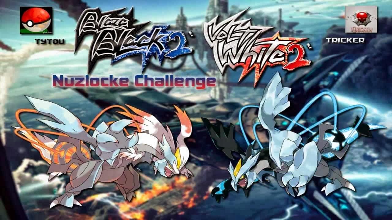 New Pokemon Hack in Ds : Pokemon Blaze Black 2 and Volt White 2
