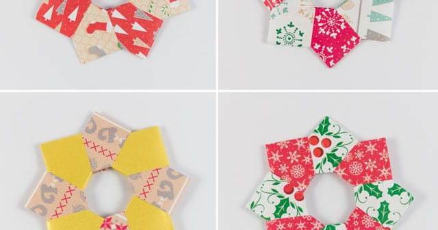 weihnachtsdeko basteln weihnachtssterne ohne kleben diy. Black Bedroom Furniture Sets. Home Design Ideas