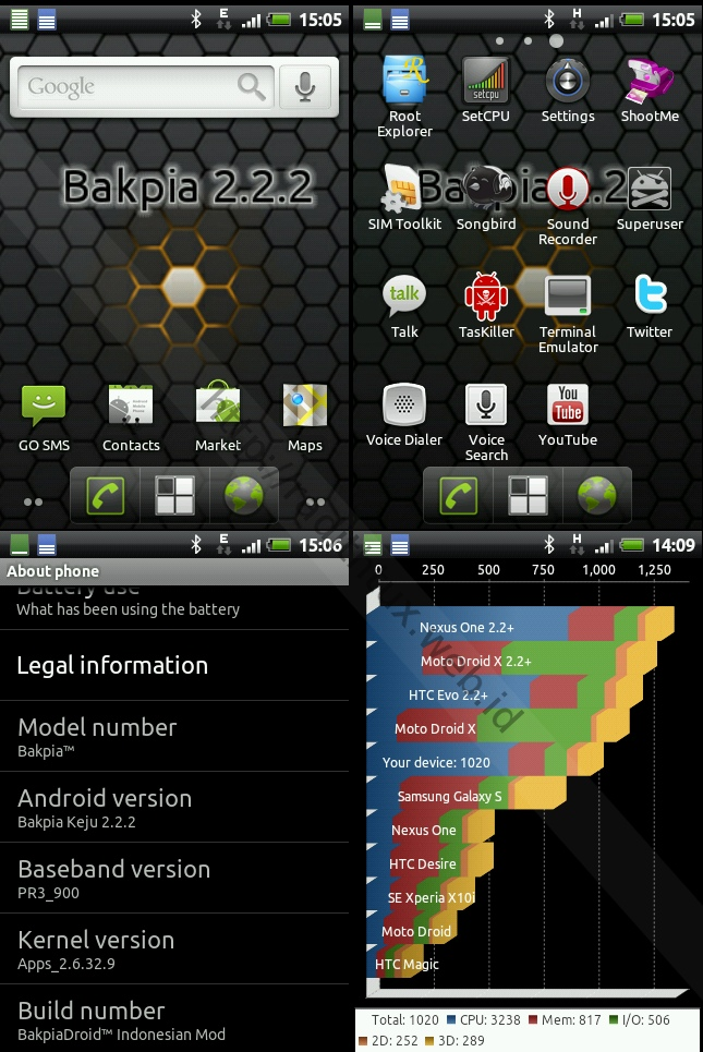 Free app - android rev 1 3