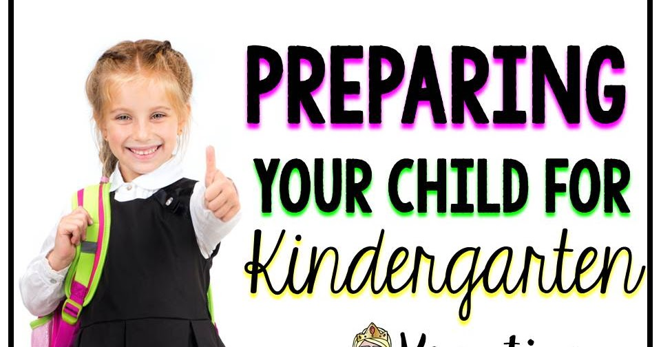 Kreative in Kinder: Preparing Your Child For Kindergarten