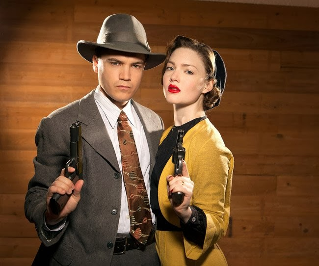 Dress Like Bonnie Fashion Inspiration From The Clyde Tv Mini Series