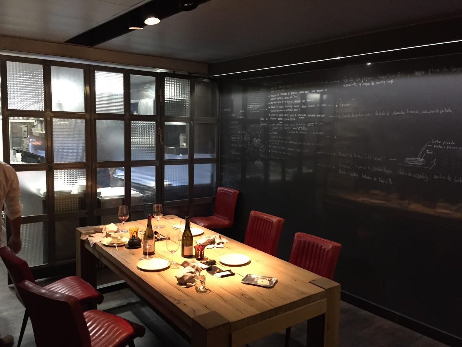 De restaurantes rc sergi arola gastro de familia a familia de restaurantes con estrella - Restaurante de sergi arola ...