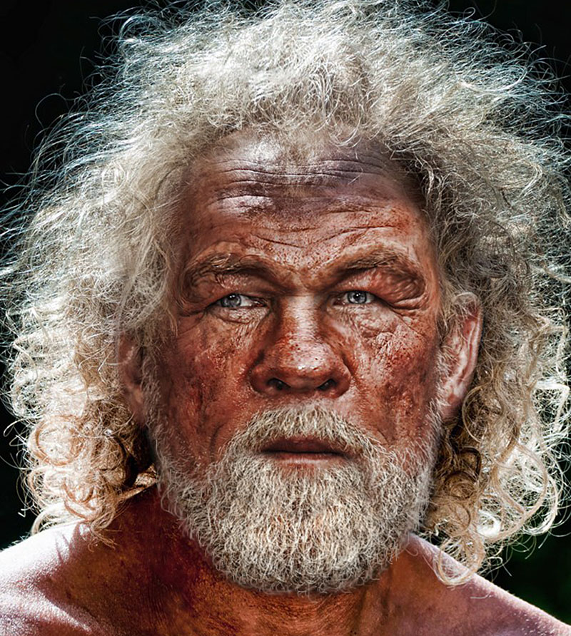 Celebrity Cavemen 20 Famous Folks As Neanderthals If