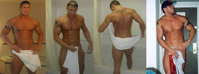 Pictures of randy orton nude in the shower