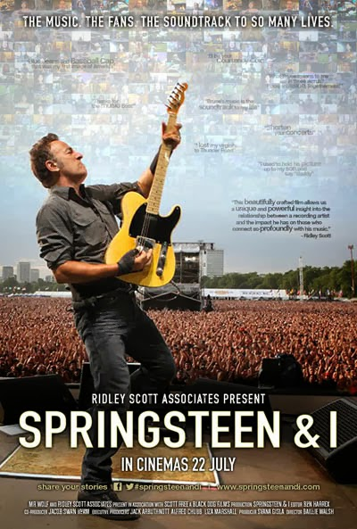 capa Download – Springsteen And I – WEBRip ( 2013 )