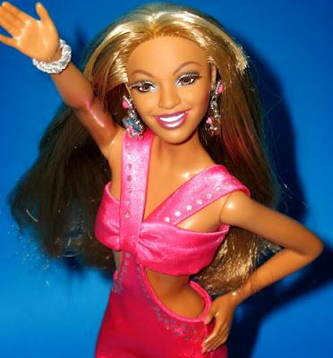 Фото куклы барби бейонсе