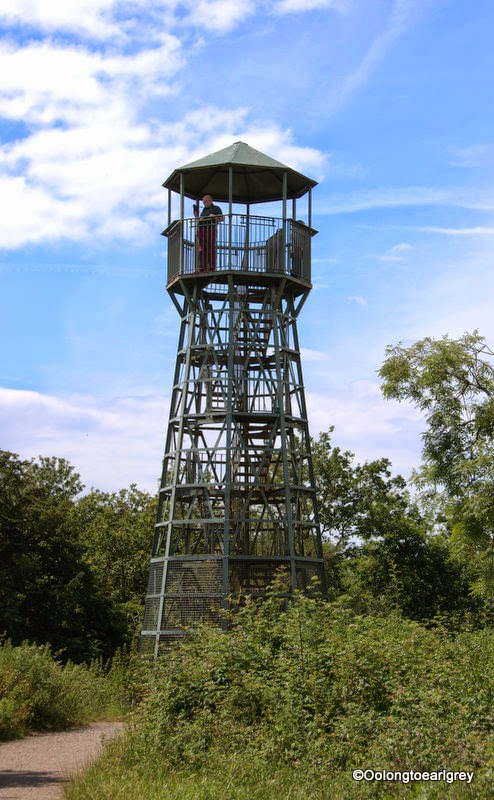The Lookout Tower, Cheddar Gorge, Somerset UK