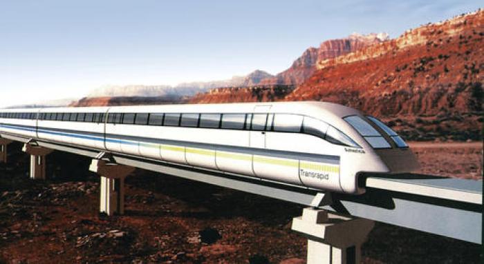 Jalur Kereta Peluru California