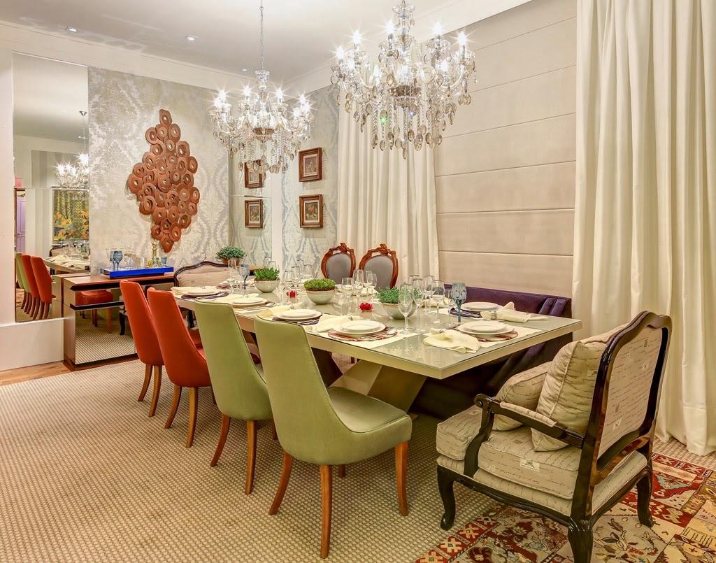 Cortina e persiana juntas  veja salas e quartos lindos decorados com essa te