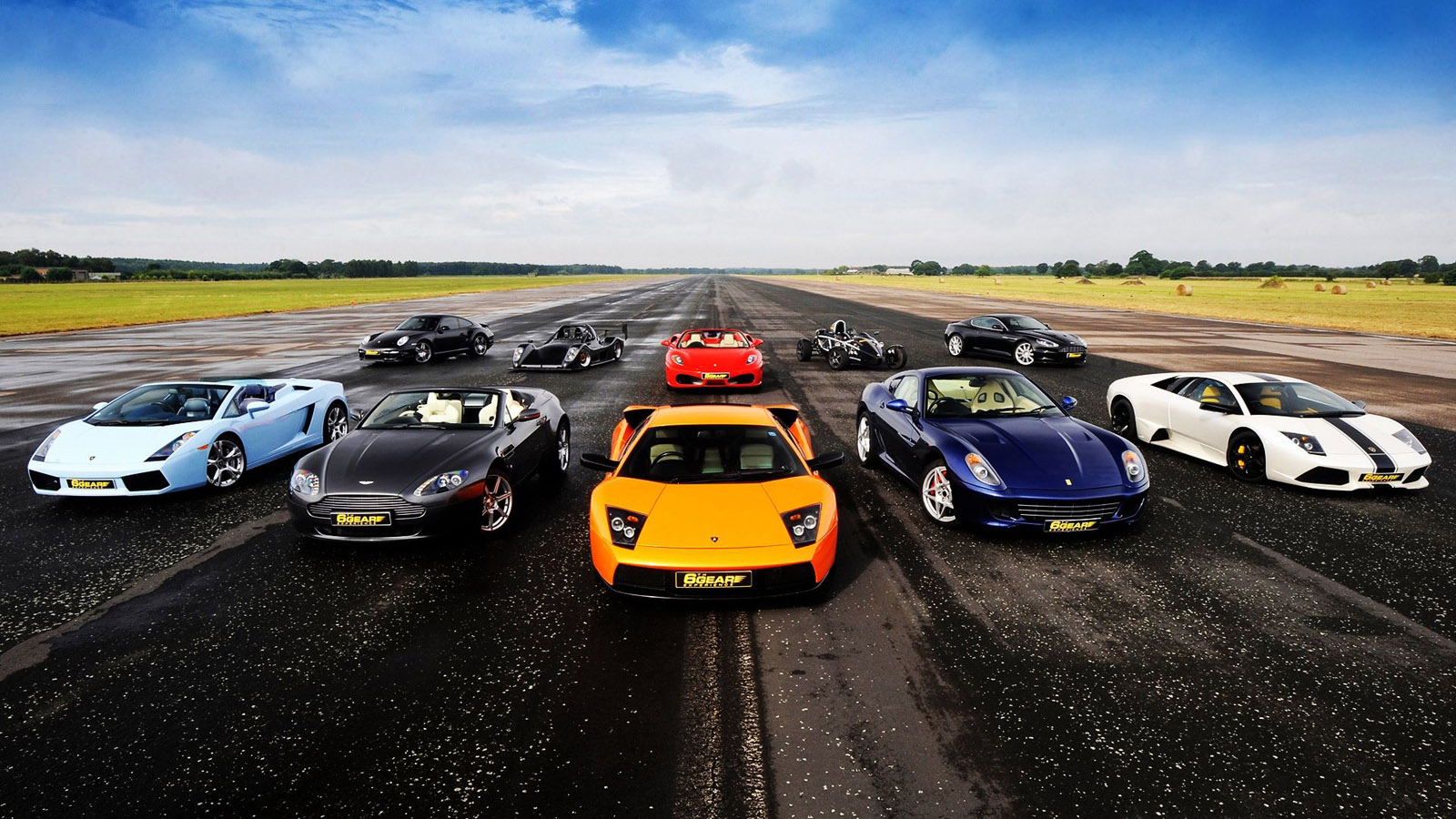 Sport Car Wallpaper 2013