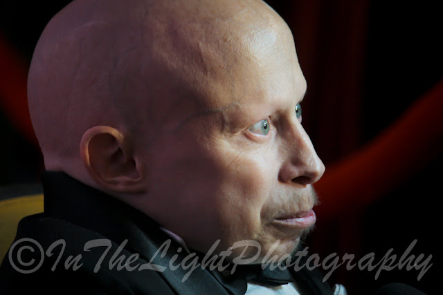 Celebrity Fight Night 2013 Red Carpet Verne Troyer