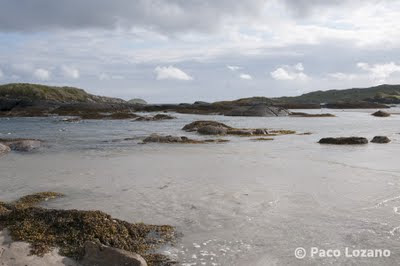 Baha de Derrynane, Irlanda