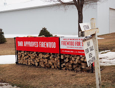 Minnesota Fire Wood For Sale.