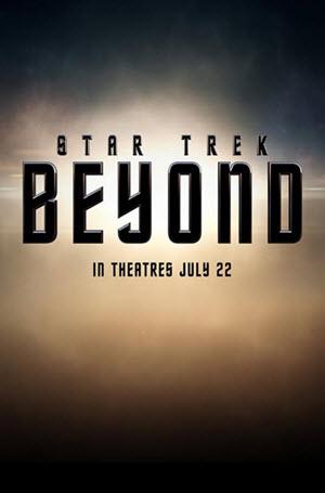 Star Trek Beyond: Release Poster
