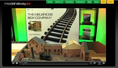 Melbridge Box Company on Modelrailway tv
