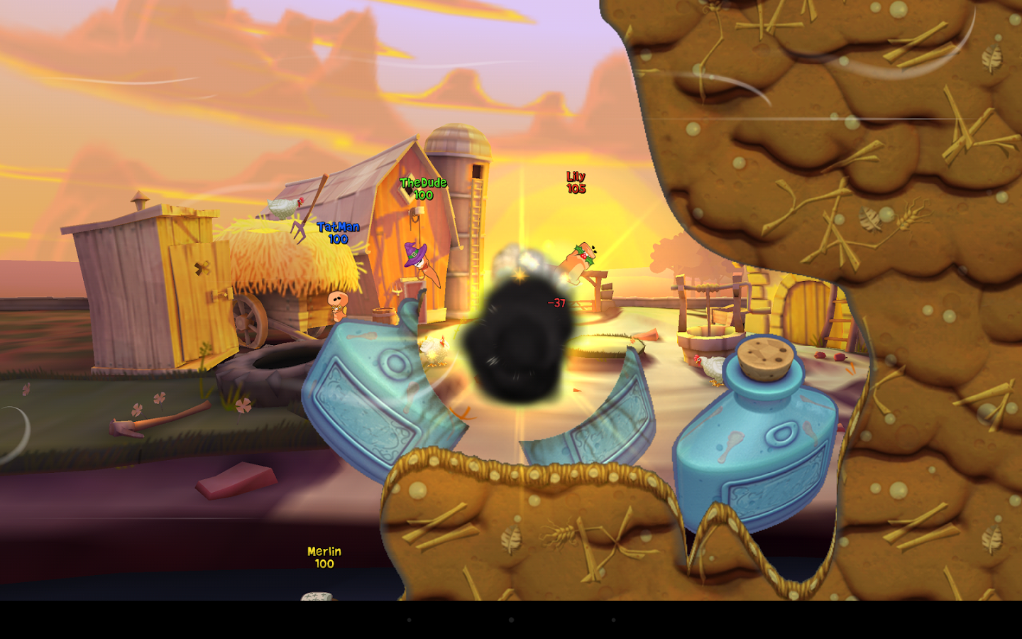 Worms 1 apk full download