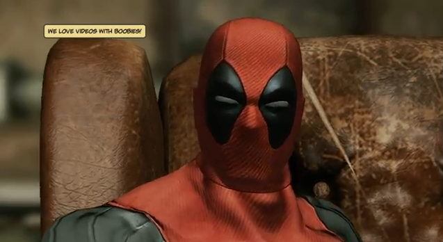 Deadpool Video Game SDCC 2012 Teaser Trailer Impressions Video Game Teaser Trailer Review cmaquest