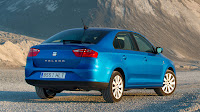 Seat Toledo Backside