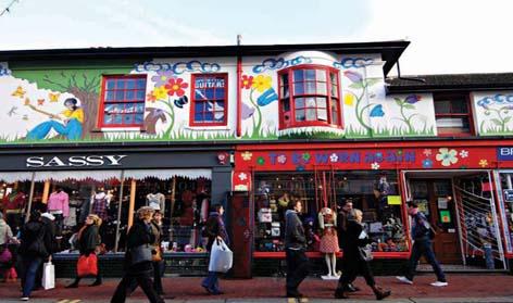 Brighton clothes shops online
