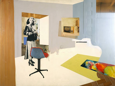 Richard Hamilton    - Interior II 1964 - Tate