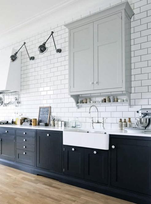 Kitchenaid produkter: Vitt modernt kok