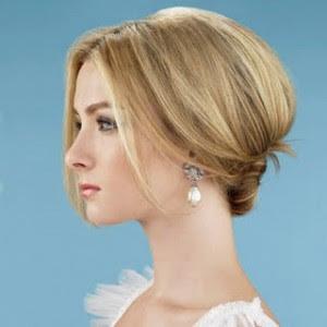 Peinados Elegantes Para Bodas Para Este 2012 Peinados Para Fiestas