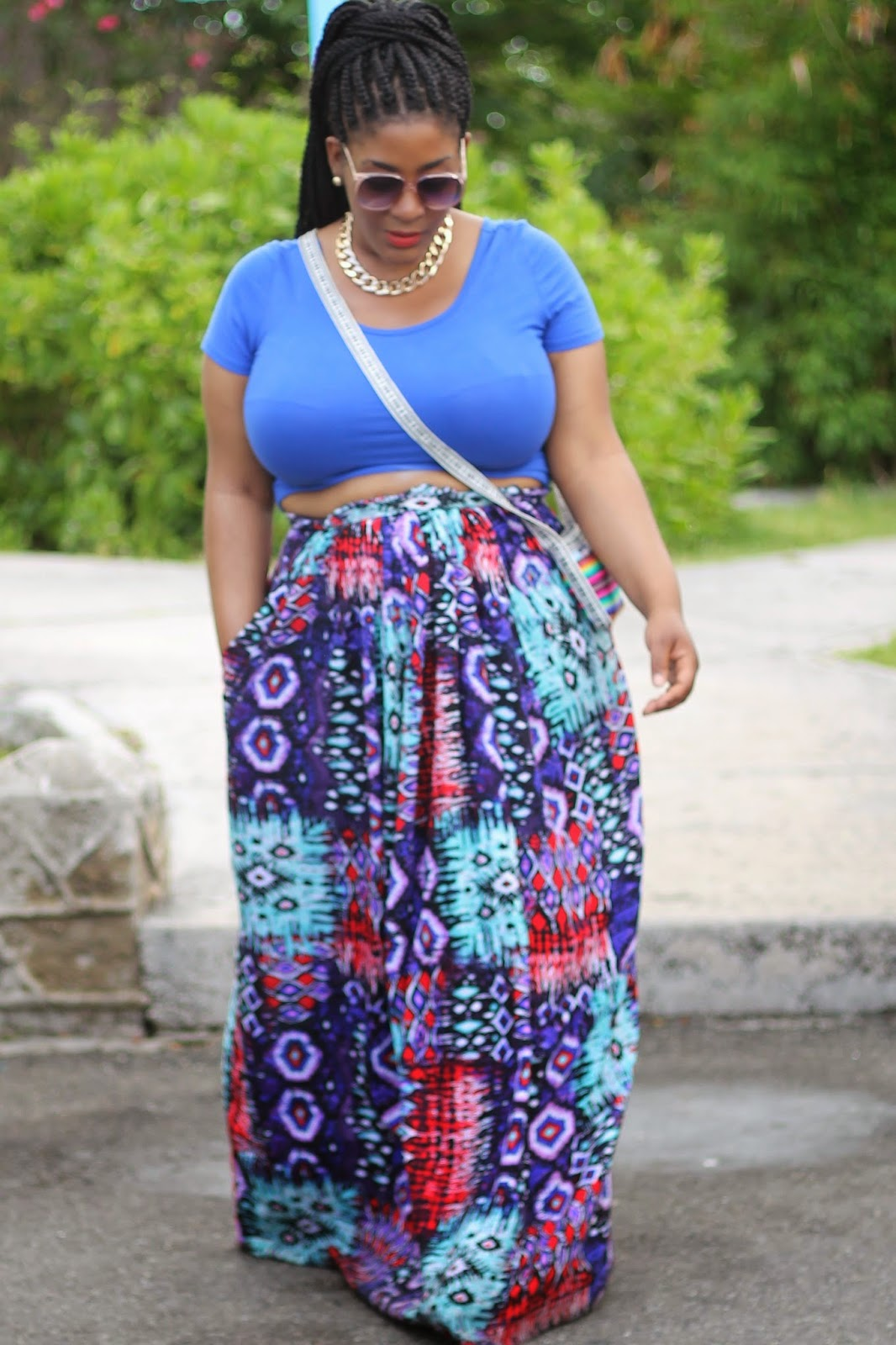 Vacation Style: Crop Tops | Maxi Skirts | Style Chic 360