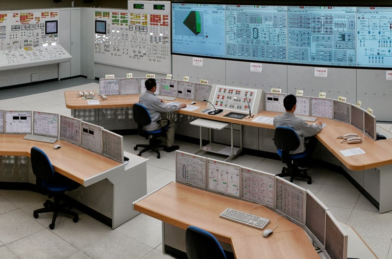 Nuclear Power Plant Training Simulator