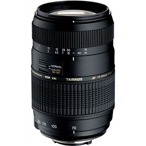 Lensa Tamron 70-300 mm