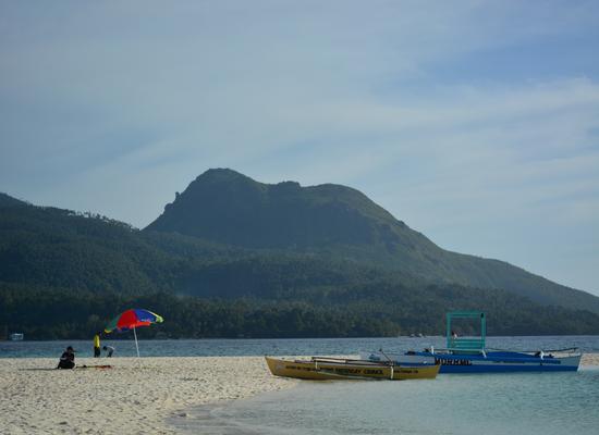 White Island Sandbar, Camiguin